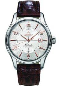 Швейцарские наручные  мужские часы Atlantic 52753.41.25R. Коллекция Worldmaster фото 1