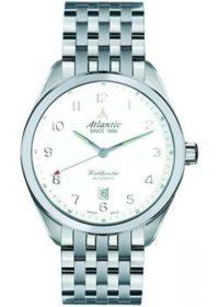 Швейцарские наручные  мужские часы Atlantic 53756.41.23. Коллекция Worldmaster фото 1
