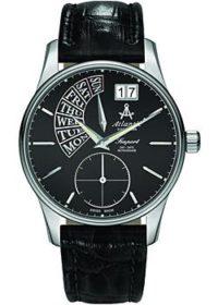 Швейцарские наручные  мужские часы Atlantic 56351.41.61. Коллекция Seaport фото 1