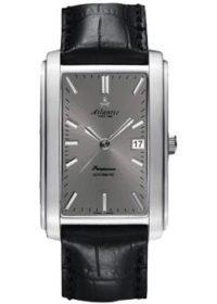 Швейцарские наручные  мужские часы Atlantic 67340.41.41. Коллекция Seamoon фото 1