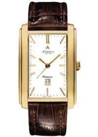 Швейцарские наручные  мужские часы Atlantic 67340.45.11. Коллекция Seamoon фото 1