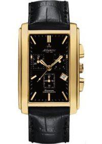 Швейцарские наручные  мужские часы Atlantic 67440.45.61. Коллекция Seamoon фото 1