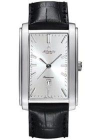 Швейцарские наручные  мужские часы Atlantic 67740.41.21. Коллекция Seamoon фото 1