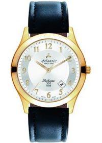 Швейцарские наручные  мужские часы Atlantic 71360.45.23. Коллекция Seahunter фото 1