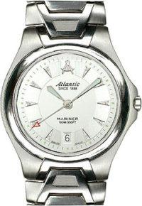 Швейцарские наручные  мужские часы Atlantic 80365.41.21. Коллекция Mariner фото 1