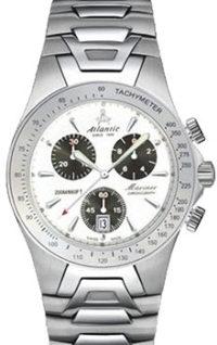Швейцарские наручные  мужские часы Atlantic 80475.41.12. Коллекция Mariner фото 1