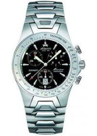 Швейцарские наручные  мужские часы Atlantic 80475.41.61. Коллекция Mariner фото 1