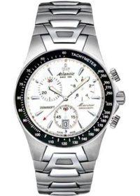 Швейцарские наручные  мужские часы Atlantic 80476.41.21. Коллекция Mariner фото 1