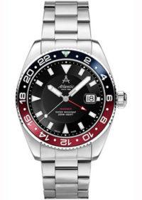 Швейцарские наручные  мужские часы Atlantic 80575.41.61. Коллекция Mariner фото 1
