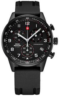 Швейцарские наручные  мужские часы Swiss military SM34012.09. Коллекция Minimalist фото 1