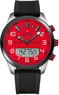 Швейцарские наручные  мужские часы Swiss military SM34061.02. Коллекция Multifunction Outdoor фото 1