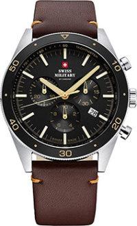 Швейцарские наручные  мужские часы Swiss military SM34079.06. Коллекция Vintage-Style Sports фото 1