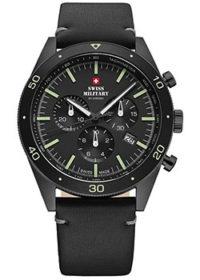 Швейцарские наручные  мужские часы Swiss military SM34079.08. Коллекция Military фото 1