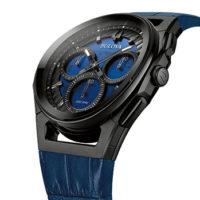 Японские наручные  мужские часы Bulova 98A232. Коллекция CURV фото 1
