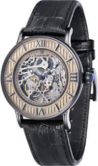 мужские часы Earnshaw ES-8038-05. Коллекция DARWIN фото 1