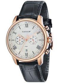 мужские часы Earnshaw ES-8058-03. Коллекция Longitude фото 1
