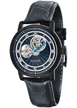мужские часы Earnshaw ES-8097-04. Коллекция Westminster фото 1