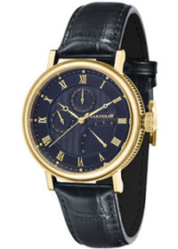 мужские часы Earnshaw ES-8101-04. Коллекция Beaufort фото 1