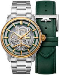 мужские часы Earnshaw ES-8126-11. Коллекция Longitude фото 1