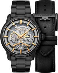 мужские часы Earnshaw ES-8126-55. Коллекция Longitude фото 1