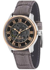 мужские часы Earnshaw ES-8807-04. Коллекция Longitude фото 1