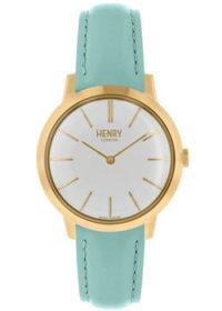 fashion наручные  женские часы Henry London HL34-S-0224. Коллекция Iconic фото 1