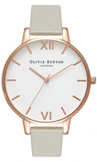 Olivia Burton OB15BDW02 White Dial