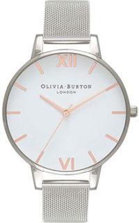 Olivia Burton OB16BD97 White Dial Mesh