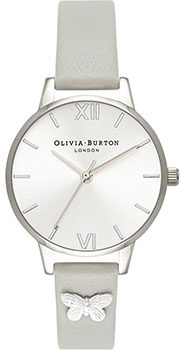 Olivia Burton OB16MD93 Embellished Strap