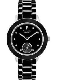 fashion наручные  женские часы Pierre Lannier 064K939. Коллекция Elegance ceramic фото 1