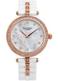 fashion наручные  женские часы Pierre Lannier 198F990. Коллекция Elegance Ceramic фото 1