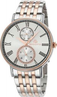 fashion наручные  мужские часы BIGOTTI BG.1.10047-5. Коллекция Napoli фото 1