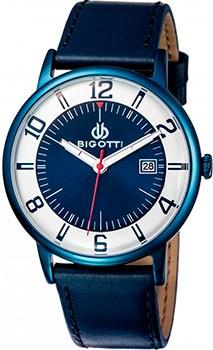 fashion наручные  мужские часы BIGOTTI BGT0181-4. Коллекция Napoli фото 1