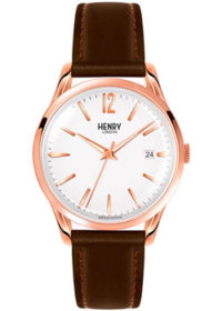 fashion наручные  мужские часы Henry London HL39-S-0028. Коллекция Richmond фото 1