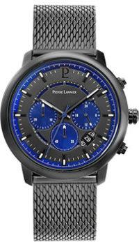 fashion наручные  мужские часы Pierre Lannier 229F468. Коллекция Impulson фото 1