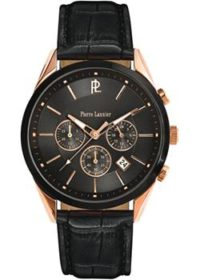 fashion наручные  мужские часы Pierre Lannier 290C033. Коллекция Elegance Chrono фото 1