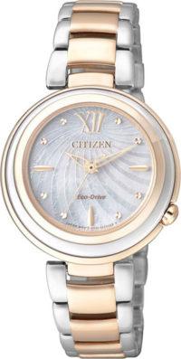 Женские часы Citizen EM0335-51D фото 1