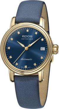 Женские часы Epos 4390.152.22.86.86 фото 1