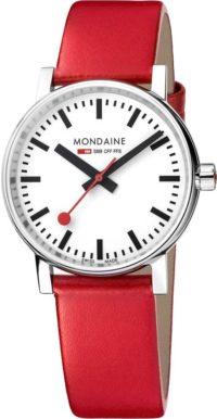 Женские часы Mondaine MSE.35110.LC фото 1