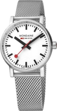 Женские часы Mondaine MSE.35110.SM фото 1