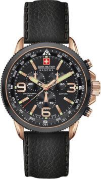 Мужские часы Swiss Military Hanowa 06-4224.09.007 фото 1