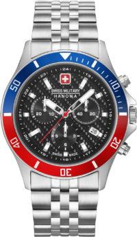 Мужские часы Swiss Military Hanowa 06-5337.04.007.34 фото 1