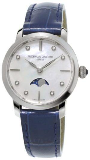 Frederique Constant Slim Line Moonphase FC-206MPWD1S6