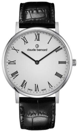 Claude Bernard 20219-3BR Classic Slim Line