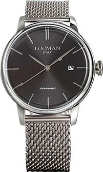 Locman 0255A01A-00BKNKB0 1960 Automatic