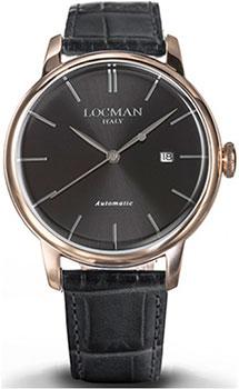 Locman 0255R01R-RRBKRGPK 1960 Automatic