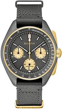 Bulova 98A285 Lunar Pilot Chronograph