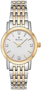 Bulova 98P115 Diamonds