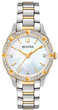 Bulova 98R263 Diamonds