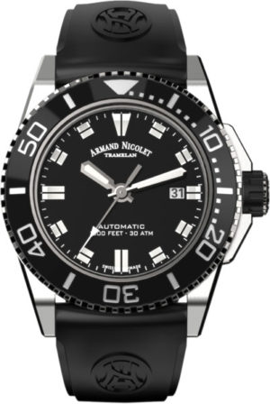 Armand Nicolet A480AGN-NR-GG4710N JS9 Date